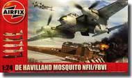 Airfix  1/24 De Havilland Mosquito NF.II/FB.VI ARX25001