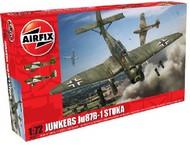 Airfix  1/72 Junkers Ju.87B1 Stuka Fighter - Pre-Order Item ARX3087