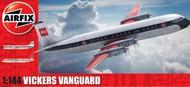 Airfix  1/144 Vickers Vanguard Turboprop Merchantman/Freighter Airliner ARX3171