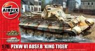 Airfix  1/76 PzKw Ausf B King Tiger Tank ARX3310