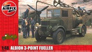 Airfix  1/48 Albion AM463 3-Point Refueling Truck ARX3312