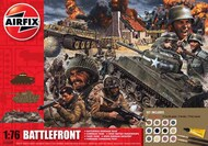Airfix  1/76 D-Day 75th Anniversry WWII Battle Front ARX50009A