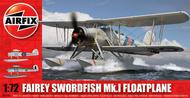 Airfix Fairey Swordfish Mk I Floatplane #ARX5006