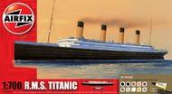 Airfix  1/700 RMS Titanic Ocean Liner Gift Set w/paint & glue ARX50164