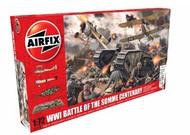 Airfix  1/72 WWI Battle of The Somme Centenary Gift Set w/paint & glue ARX50178