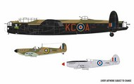 Airfix  1/72 Battle of Britain Memorial Flight - Pre-Order Item ARX50182