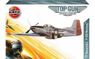 Top Gun Maverick's North-American P-51D Mustang #ARX505
