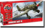 Airfix  1/48 Collection - Junkers Ju.87B Stuka Aircraft (Re-Issue) ARX5100