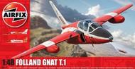 Airfix  1/48 Folland Gnat T1 British Aerobatic Trainer - Pre-Order Item ARX5123
