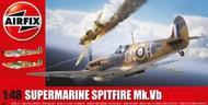 Airfix  1/48 Supermarine Spitfire Mk VB Aircraft - Pre-Order Item ARX5125