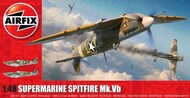 Airfix  1/48 Supermarine Spitfire Mk.Vb - Pre-Order Item ARX5125A