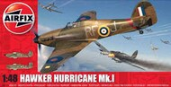 Airfix  1/48 Hawker Hurricane Mk.I - Pre-Order Item ARX5127A