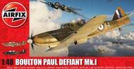 Boulton Paul Defiant Mk I Fighter #ARX5128A