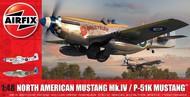 Airfix  1/48  Mustang Mk IV Fighter ARX5137