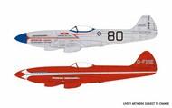 Airfix  1/48 Supermarine Spitfire Mk.XIV Race Schemes - Pre-Order Item ARX5139