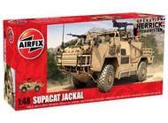 Airfix  1/48 Supacat Jackal British Army Vehicle ARX5301