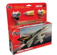 Airfix  1/72 Panavia Tornado F3 Fighter Large Starter Set w/paint & glue - Pre-Order Item ARX55301