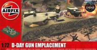 Airfix  1/72 D-Day Gun Emplacement (D)<!-- _Disc_ --> ARX5701