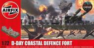 Airfix  1/72 D-Day Coastal Defense Fort (D) ARX5702