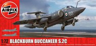 Blackburn Buccaneer S Mk 2 RB Aircraft (New Tooling) #ARX6021
