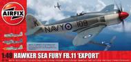 Airfix  1/48  Hawker Sea Fury FB II Export Edition Aircraft (New Tool) ARX6106