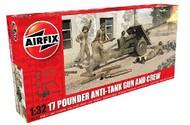 Airfix  1/32 17-Pdr Anti-Tank Gun & Crew ARX6361