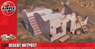 Airfix  1/32 Desert Outpost Ruined Building ARX6381