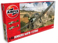 Junkers Ju.87B1 Stuka Dive Bomber ARX7114
