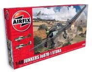 Airfix  1/48 Junkers Ju-87B-1 StukaDUE 2020 - Pre-Order Item ARX7114A