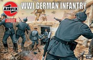 Airfix  1/72 WWI German Infantry Figure Set (Re-Issue) ARX726