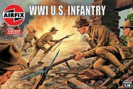 Airfix  1/72 WWI US Infantry Figure Set (Re-Issue) ARX729