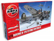 Airfix  1/72 B-17G Flying Fortress USAAF Bomber - Pre-Order Item ARX8017