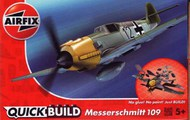 Airfix  Snap Quick Build Messerschmitt Bf.109 Fighter (Snap) ARXJ6001