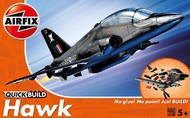 Airfix  Snap Quick Build Hawk Fighter (Snap) ARXJ6003