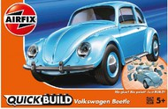 Airfix  Snap Quick Build Classic VW Beetle Car (Snap) ARXJ6015