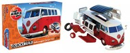 Airfix  Snap Quick Build Volkswagen Camper Bus (Snap) ARXJ6017