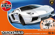 Airfix  Snap Quick Build Lamborghini Aventador LP700-4 Car (Snap) ARXJ6019