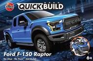 Airfix   N/A Ford F150 Raptor QUICK BUILD Blue ARXJ6037