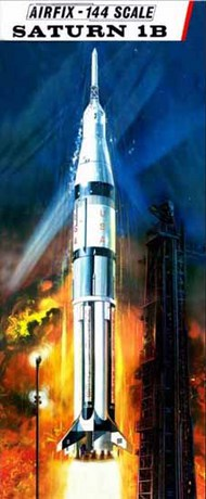 Airfix  1/144 Saturn 1B (ENS) ARXSK622