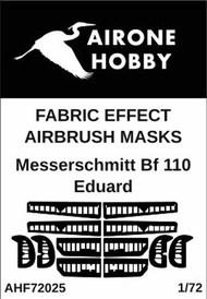 Airone Hobby  1/72 Messerschmitt Bf.110 Mask AHF72025
