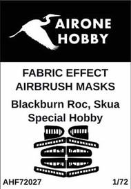 Blackburn Skua Mk.II, Roc Mk.I Mask #AHF72027