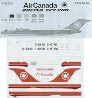 Airline Hobby Supplies  1/200 Boeing 727-200 Air Canada . AHS2016