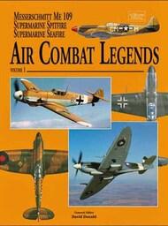 Airtime Publishing   N/A Collection - Air Combat Legends: Messerschmitt Bf.109 - Supermarine Spitfire & Seafire AT8749