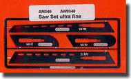 Ultra Fine Saw Set in 5 #AEM040
