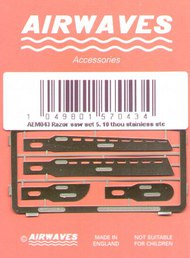 Airwaves   N/A 4 Fine Razor Saws fit X-Acto - Pre-Order Item AW008043