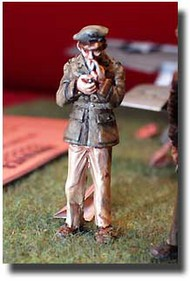Airwaves  1/48 WWII USAF Officer smoking AW08