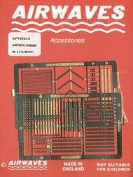 Airwaves  1/35 M-113/M-901 - Pre-Order Item AW350015