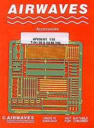 Airwaves  1/35 T-34/85 & Su 85/100 - Pre-Order Item AEC35101