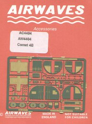 Airwaves  1/144 DeHavilland Comet AEC44004