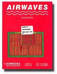 Airwaves  1/48 RAF Accessories - Pre-Order Item AEC48010